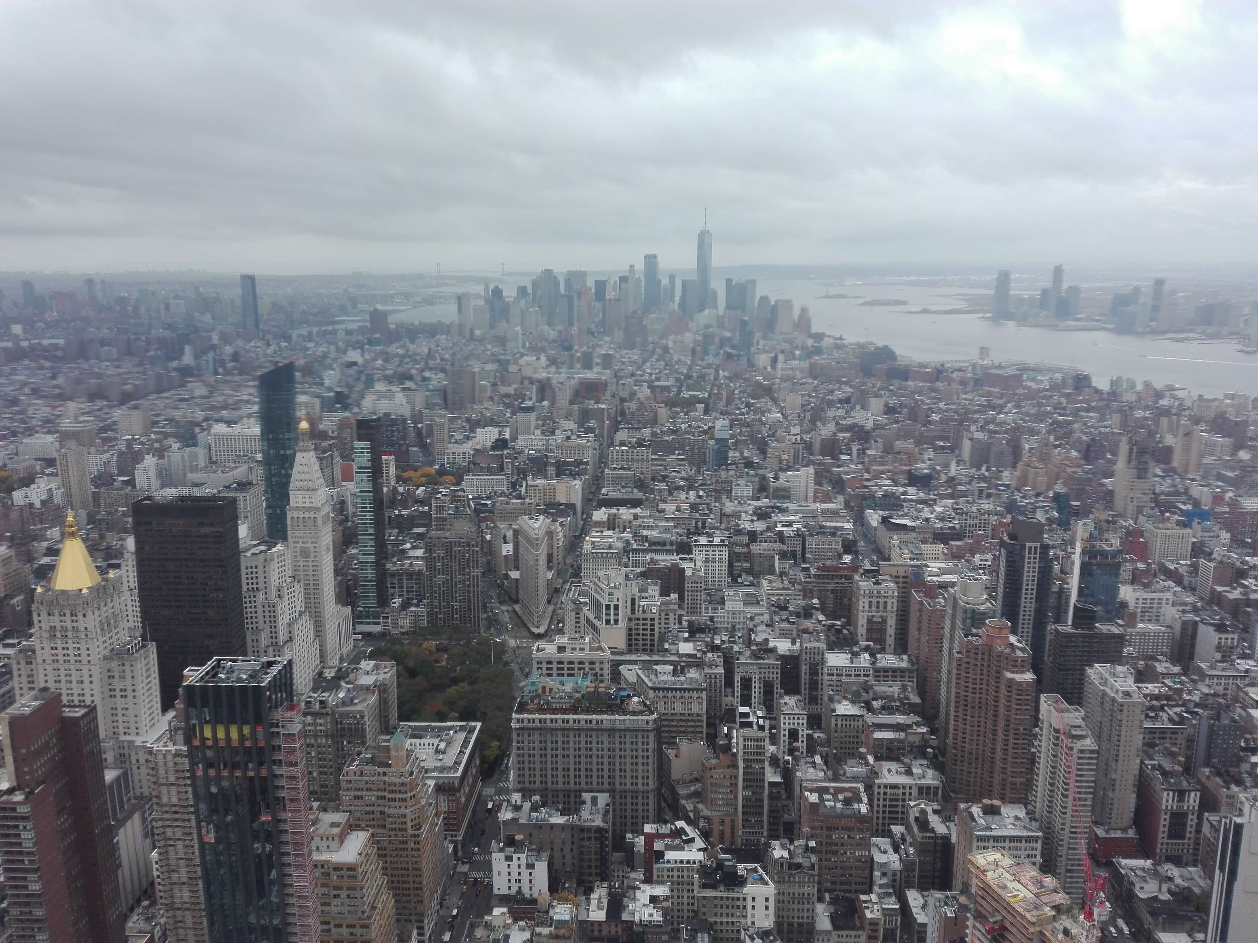 Lo que no te contaron de Nueva York