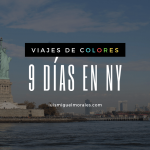 Portada. 9 dias en New york. Introduccion