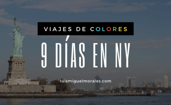 Portada. 9 dias en New york. Introduccion