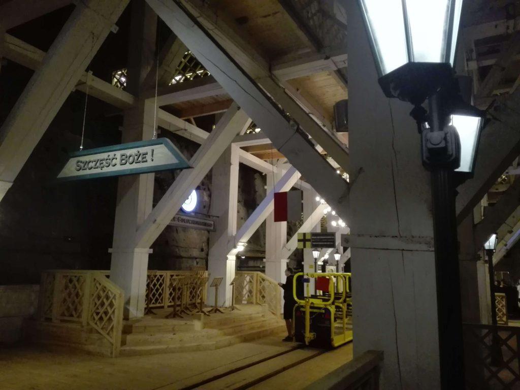 Estacion subterránea