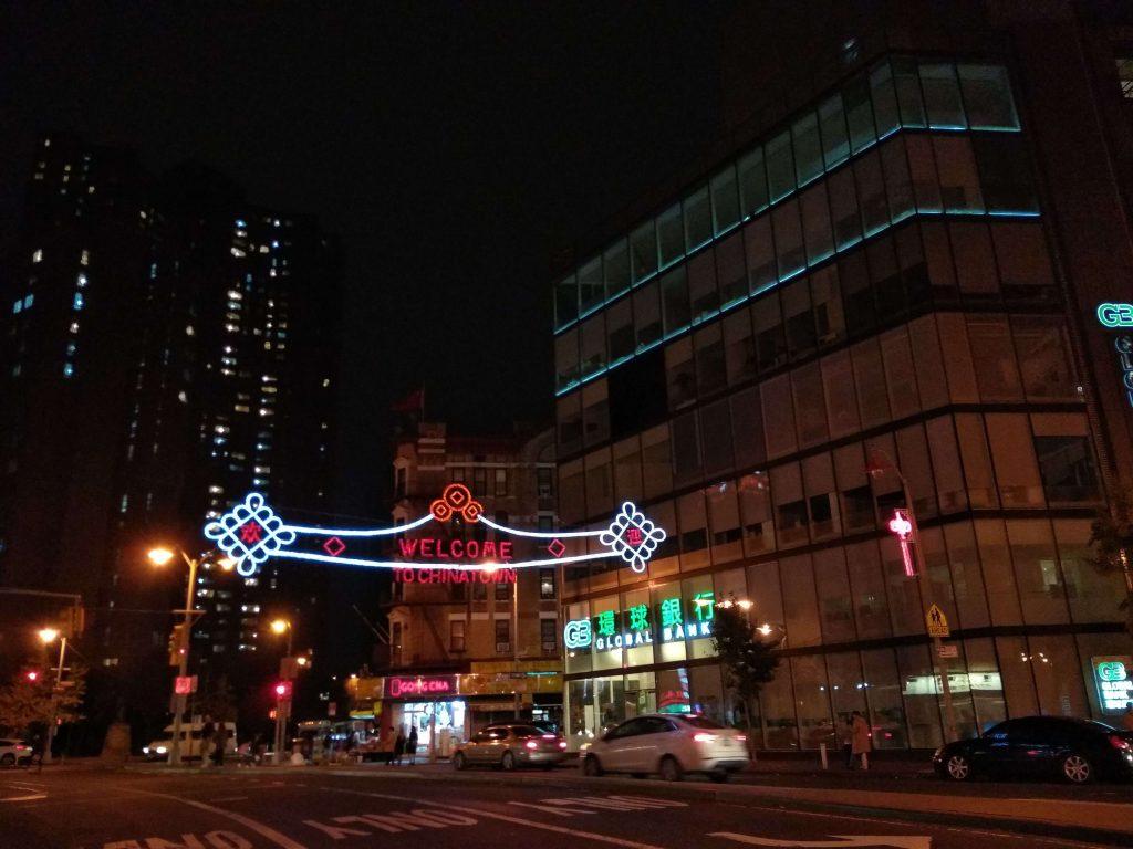 China Town NYC