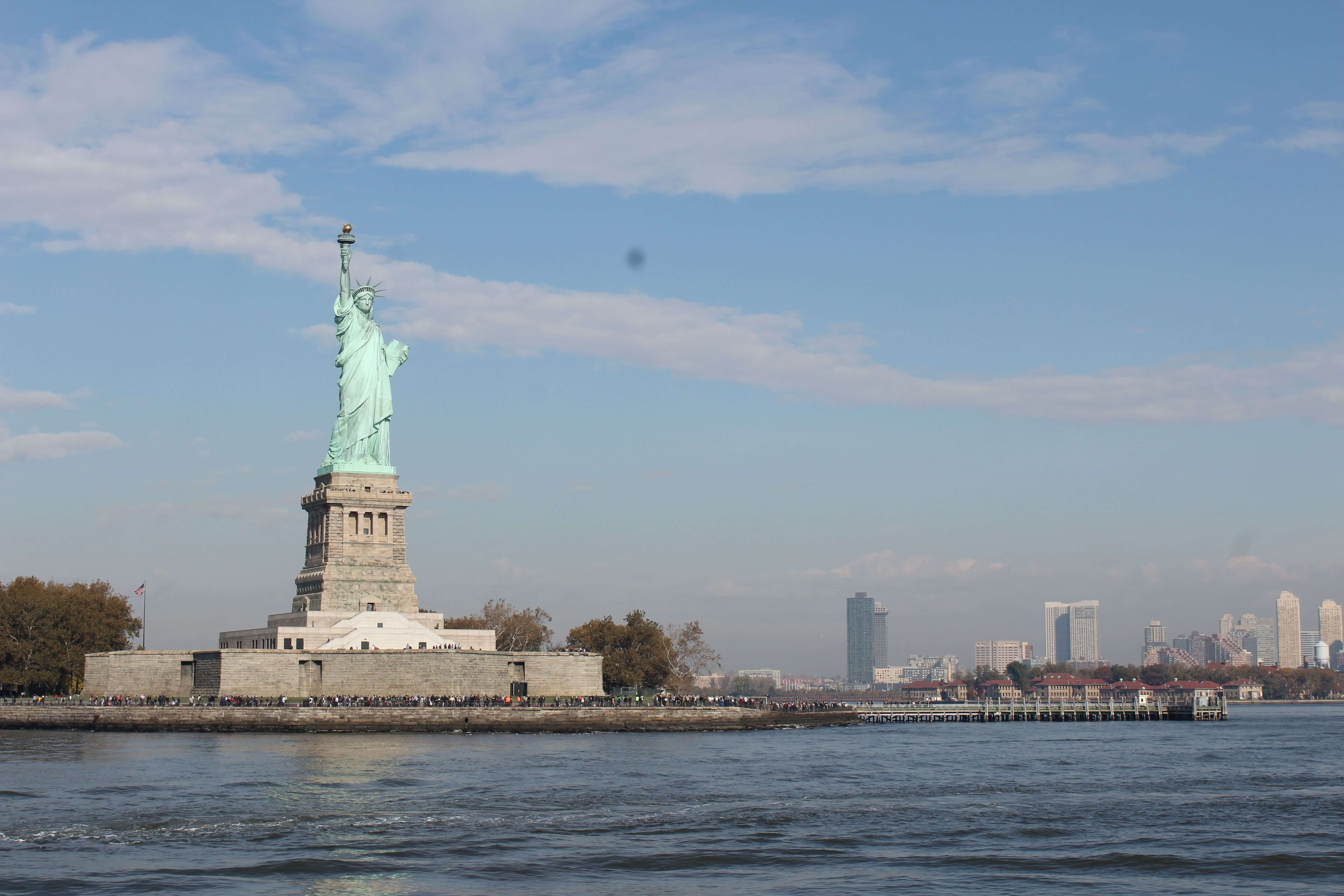 Dia 3 (parte 1): Estatua de la libertad, Ellis Island