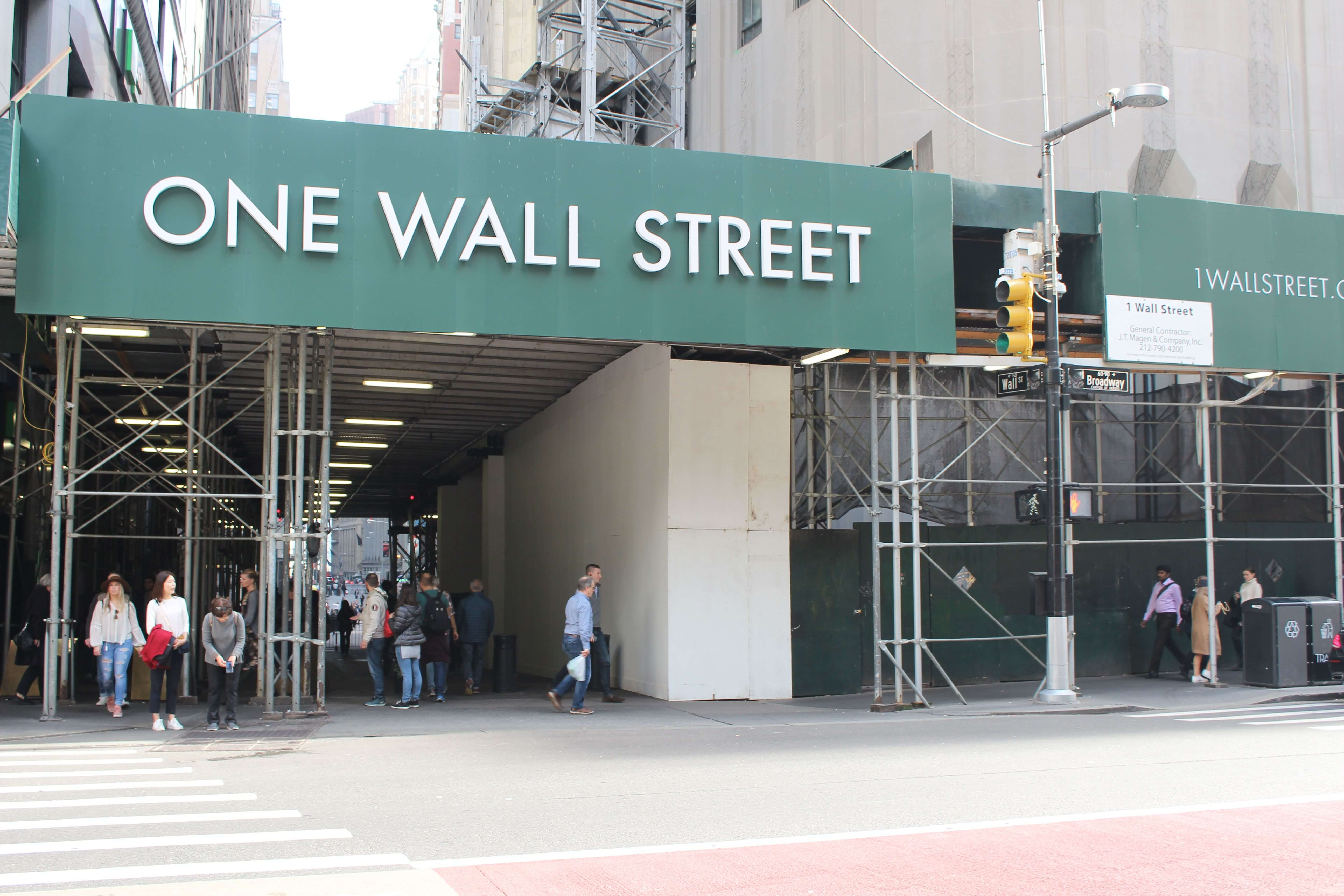 Dia 3 (parte 2): Distrito financiero o Lower Manhattan
