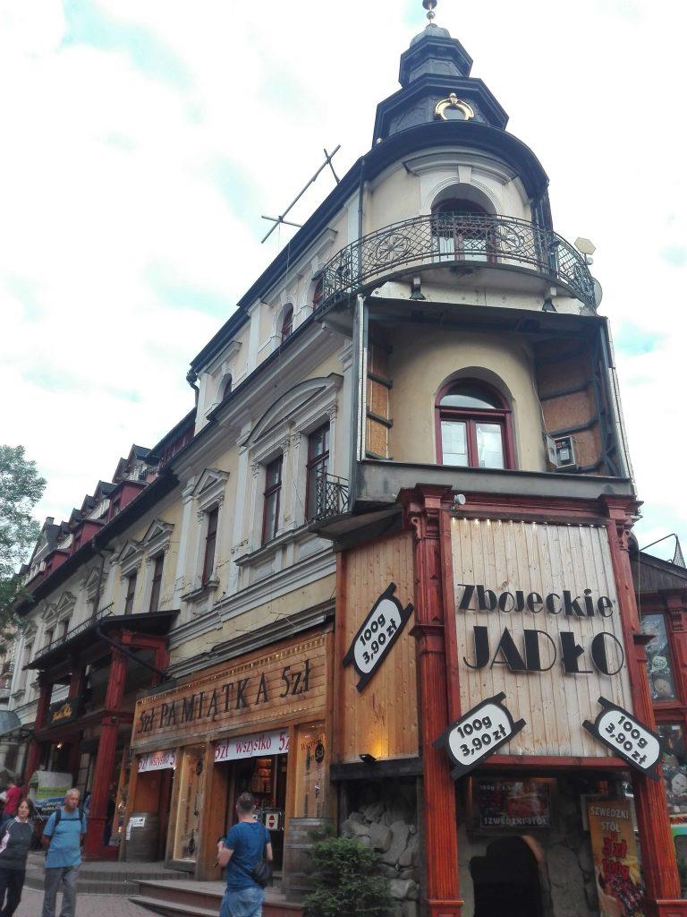 Casa en Zakopane