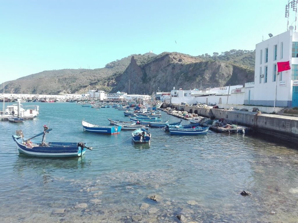 Puerto Rincón Marruecos