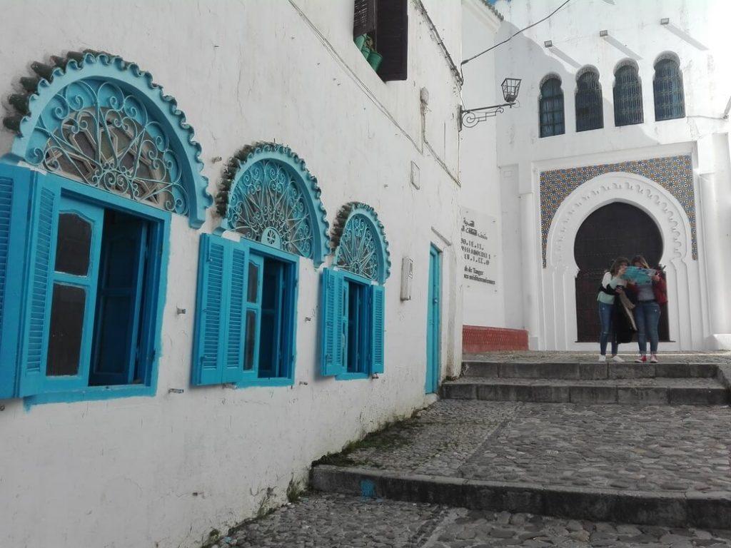 Plaza de la Kashba