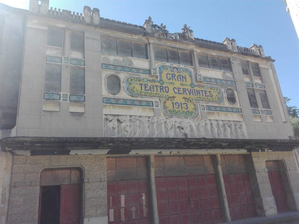 Teatro Cervantes.