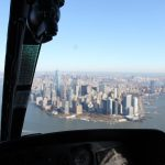 Manhattan helicoptero