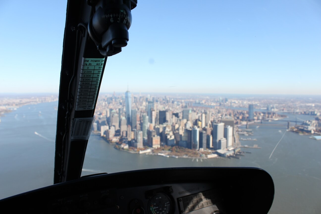 Dia 8: En helicóptero por Manhattan y musical «The Lion King»