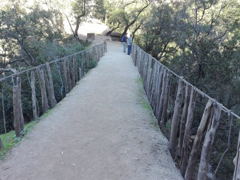 Puente de Dios