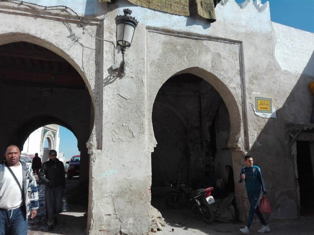 Puerta Mqabar