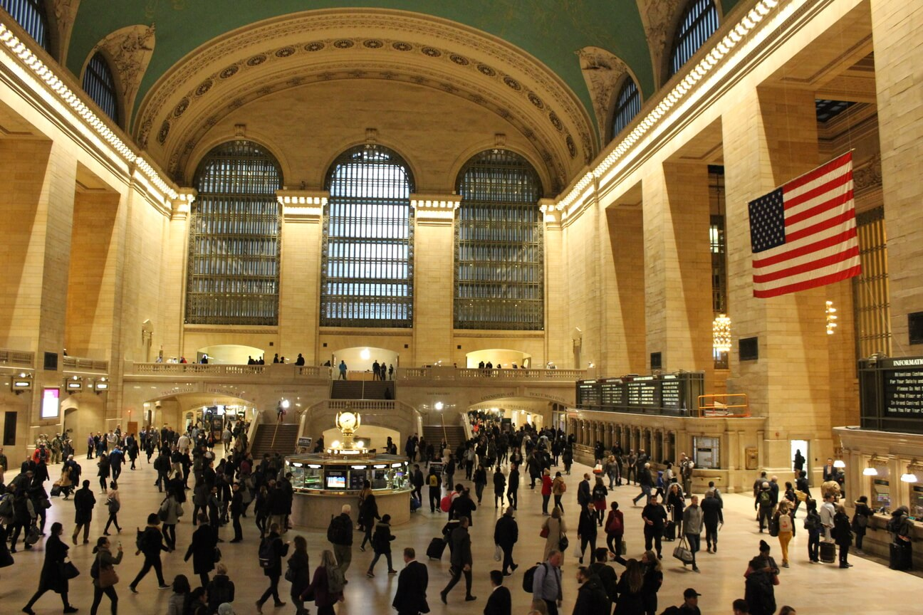 Grand Central Station (Midtown. Nueva York)