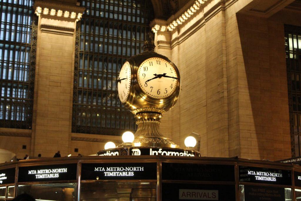 Reloj gran central