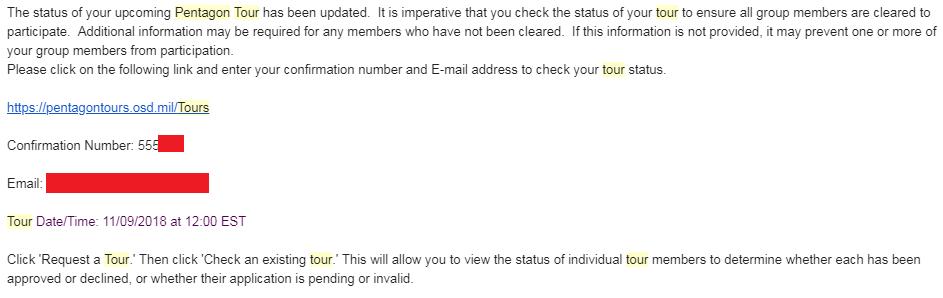 Pentagono formulario