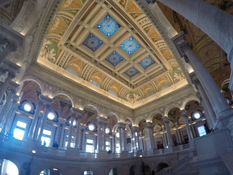 Biblioteca ddel congreso