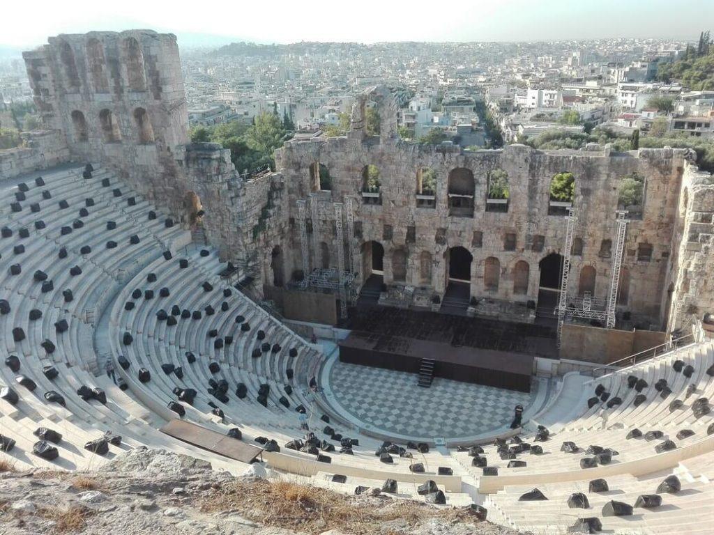 Acropolis.Teatro