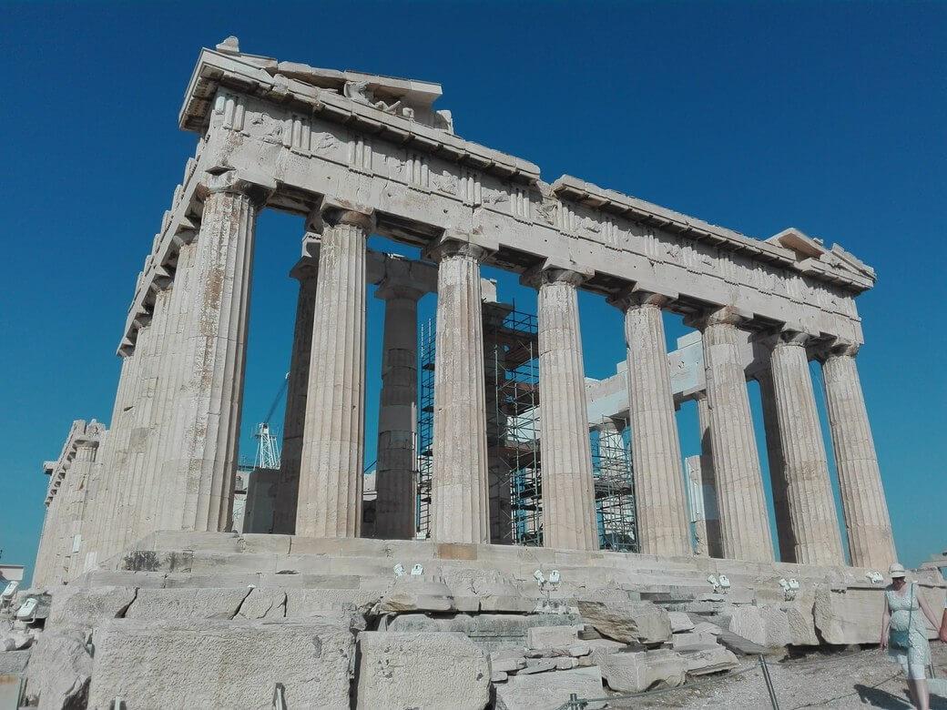 2 días en Atenas. Introducción.