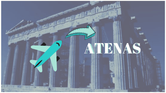 Como llegar a Atenas desde el aeropuerto