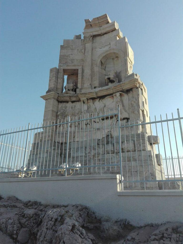 Monumento a Filopapo