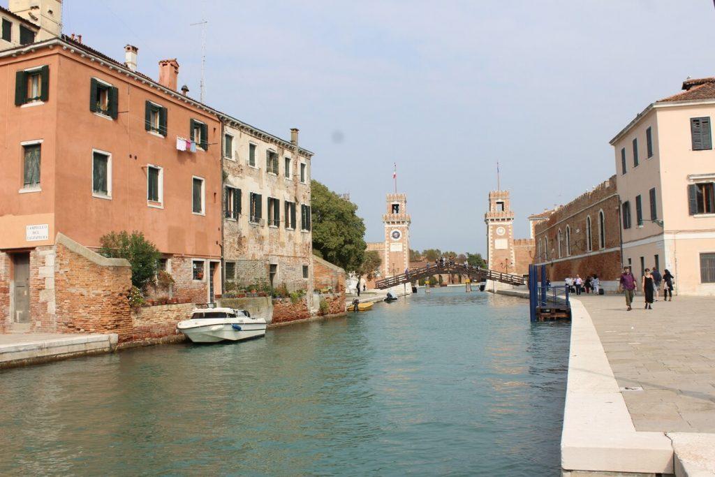 Arsenale. Venecia