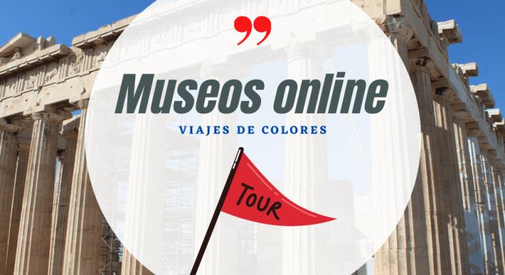 Museos online portada